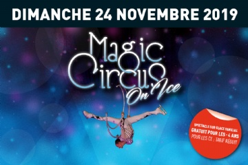 Spectacle sur glace : Magic Circus