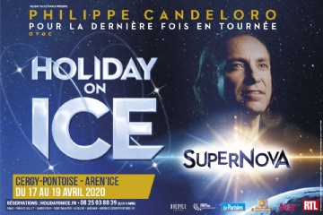 Holiday On Ice 2020 : Supernova